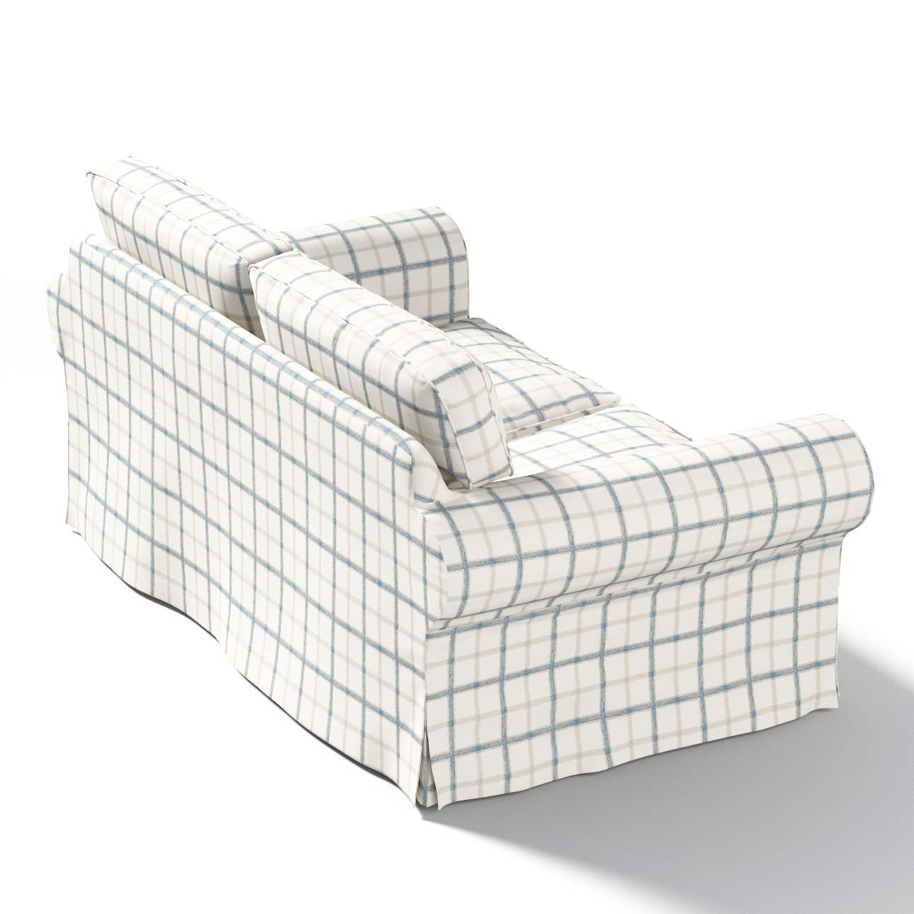 Ektorp dvivietės sofos užvalkalas Ektorp dvivietės sofos užvalkalas kolekcijoje Avinon, audinys: 131-66