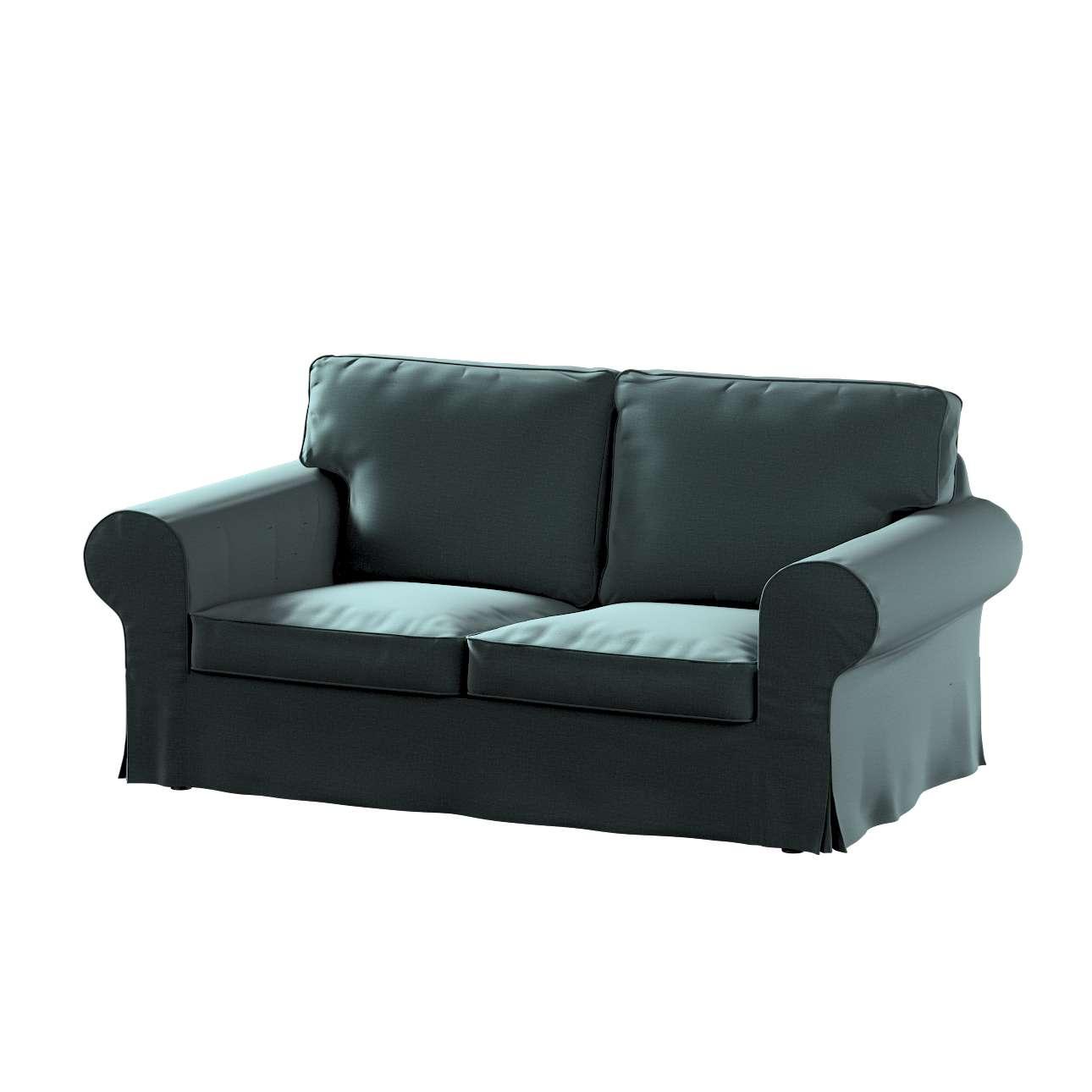 Pokrowiec na sofę Ektorp 2-osobową, nierozkładaną w kolekcji Ingrid, tkanina: 705-36