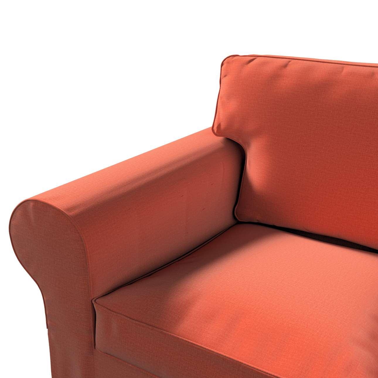 Pokrowiec na sofę Ektorp 2-osobową, nierozkładaną w kolekcji Ingrid, tkanina: 705-37