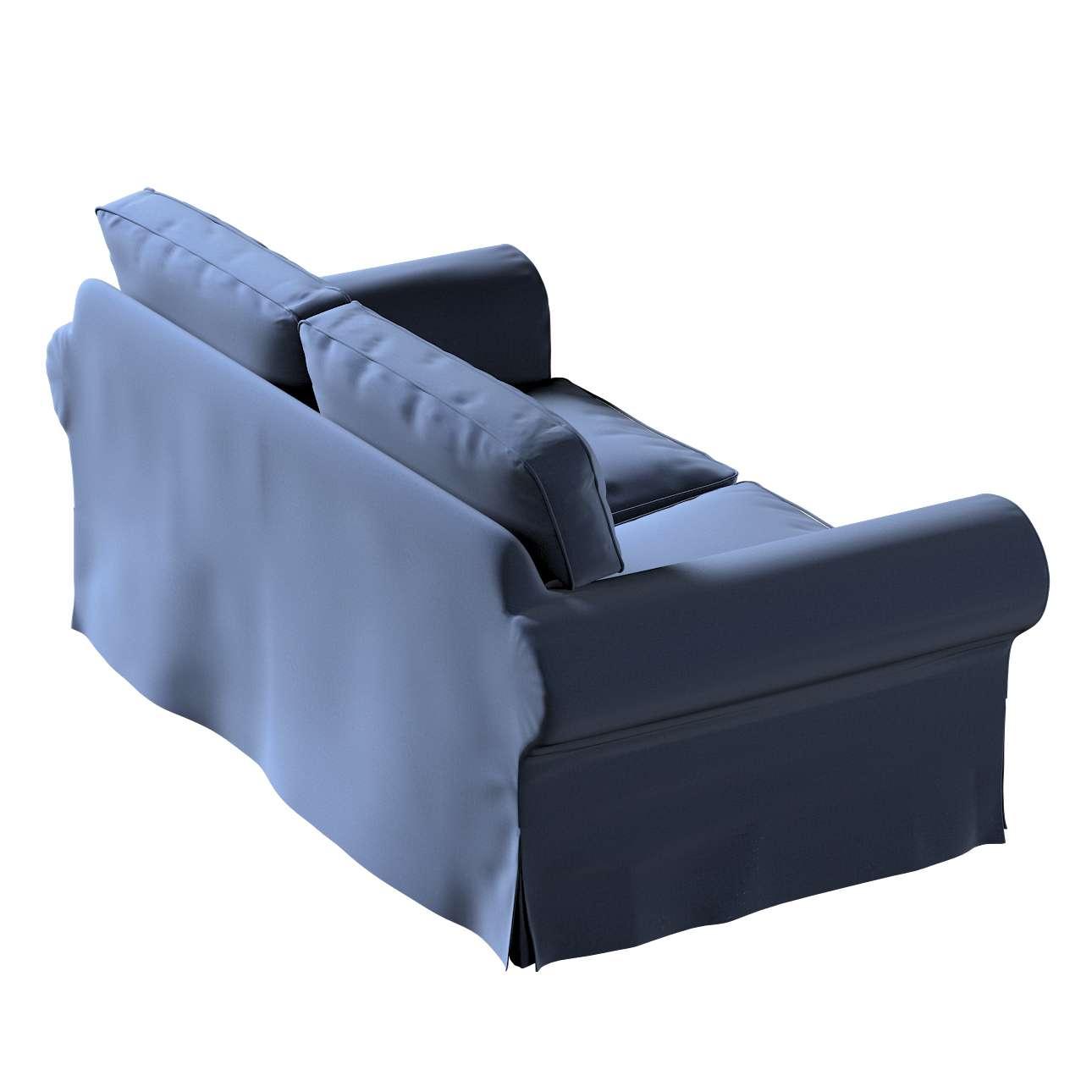 Pokrowiec na sofę Ektorp 2-osobową, nierozkładaną w kolekcji Ingrid, tkanina: 705-39