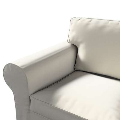 Pokrowiec na sofę Ektorp 2-osobową, nierozkładaną w kolekcji Ingrid, tkanina: 705-40