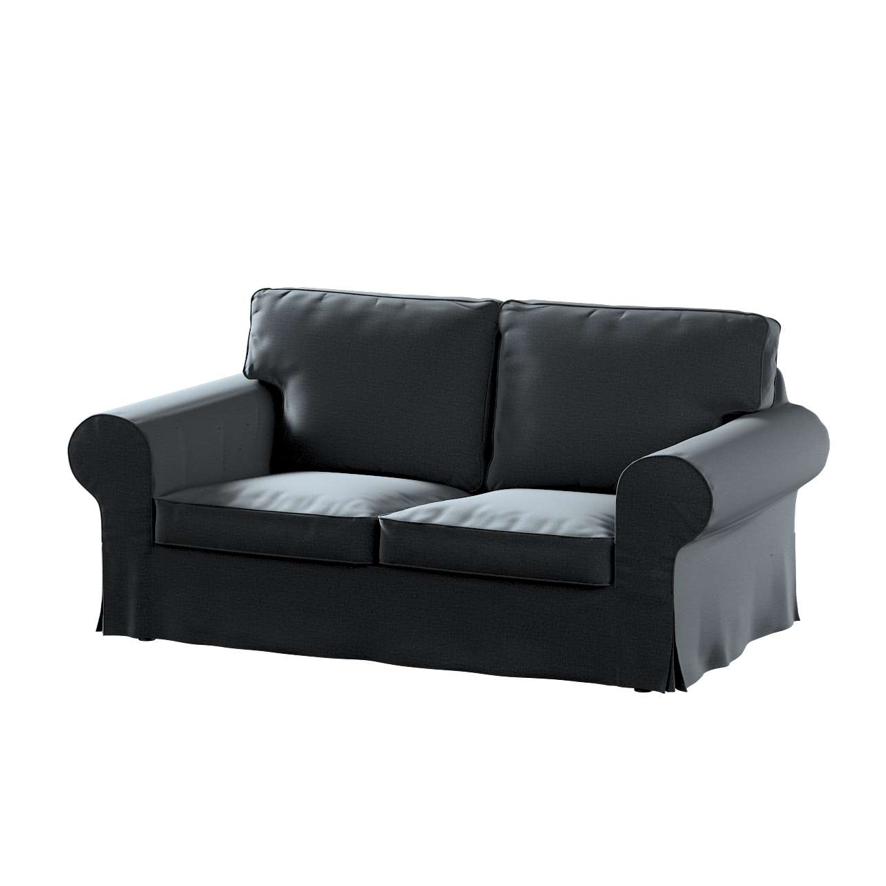 Poťah na sedačku Ektorp (nerozkladá sa, pre 2 osoby) V kolekcii Ingrid, tkanina: 705-43