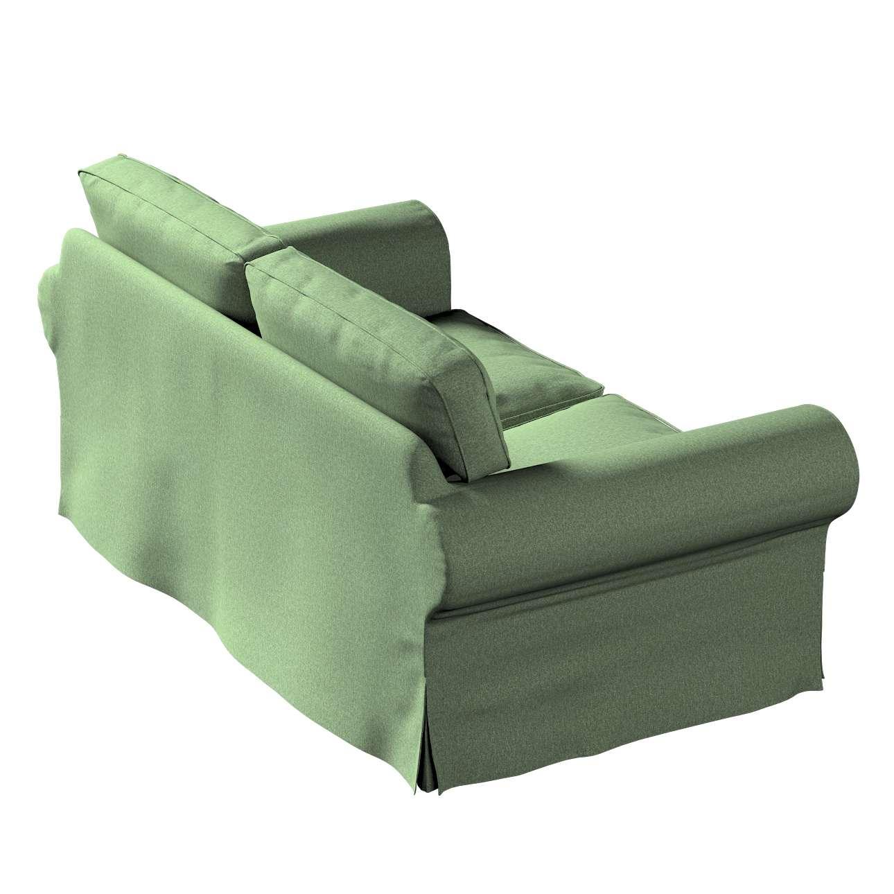 Pokrowiec na sofę Ektorp 2-osobową, nierozkładaną w kolekcji Amsterdam, tkanina: 704-44