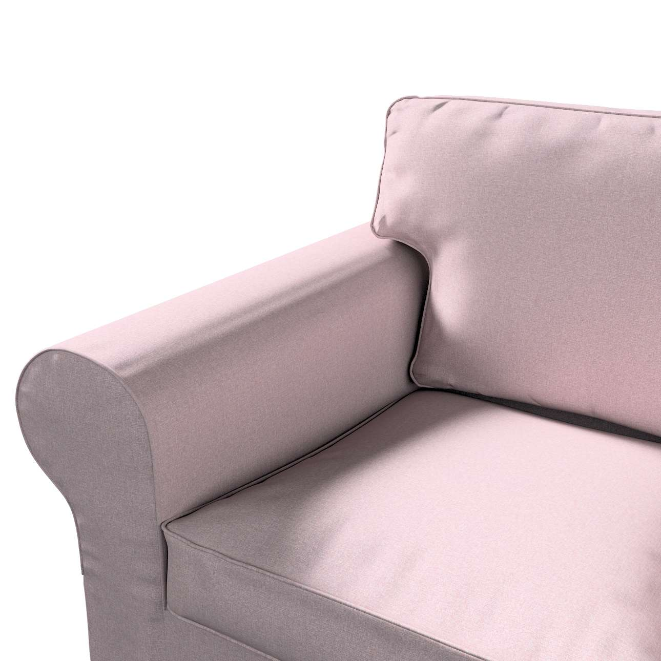 Bezug für Ektorp 2-Sitzer Sofa nicht ausklappbar von der Kollektion Amsterdam, Stoff: 704-51