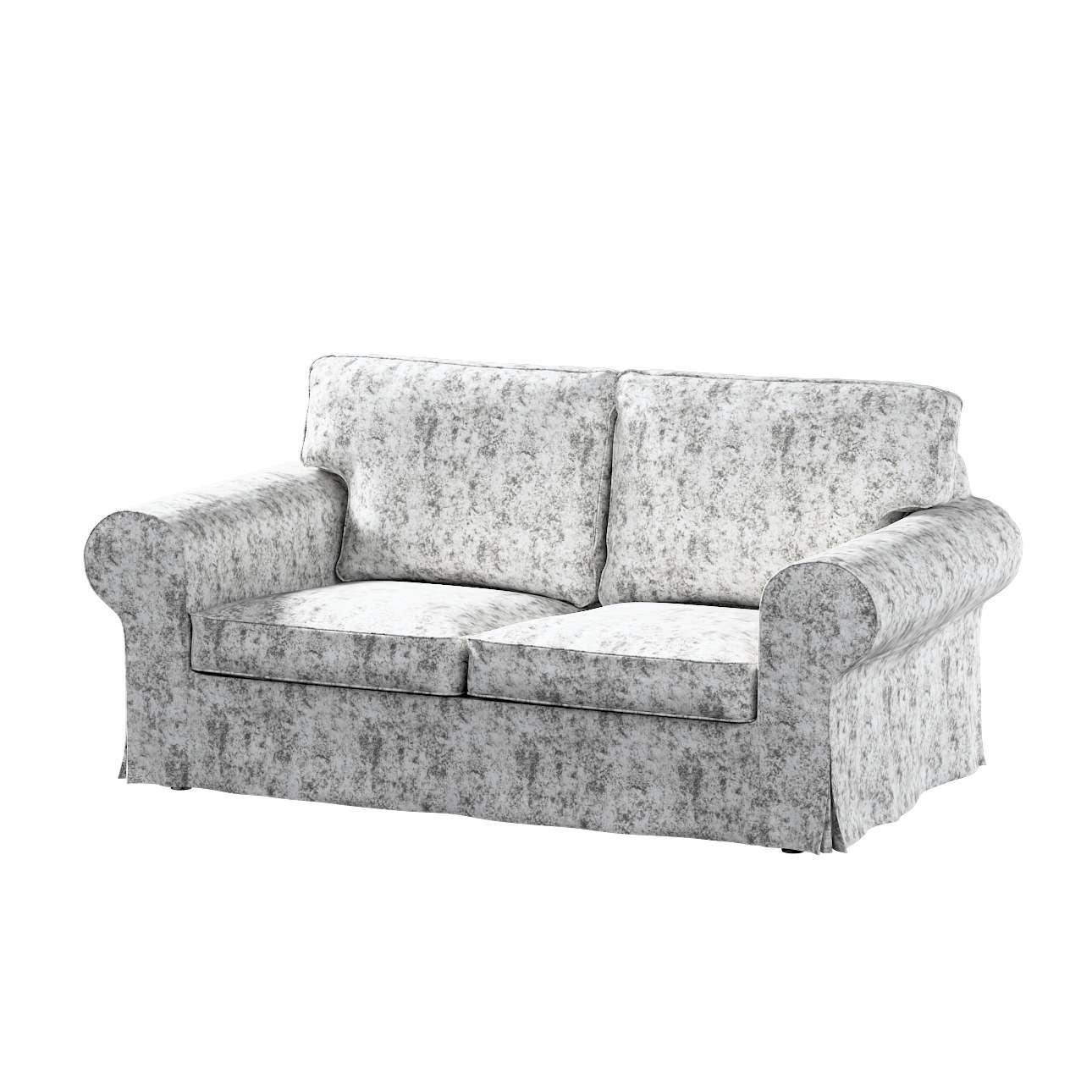 Pokrowiec na sofę Ektorp 2-osobową, nierozkładaną w kolekcji Velvet, tkanina: 704-49