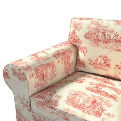 Pokrowiec na sofę Ektorp 2-osobową, nierozkładaną w kolekcji Avinon, tkanina: 132-15