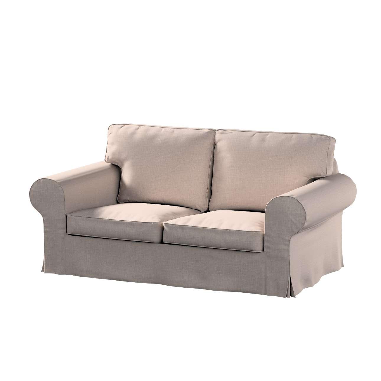 Pokrowiec na sofę Ektorp 2-osobową, nierozkładaną w kolekcji Living II, tkanina: 160-85