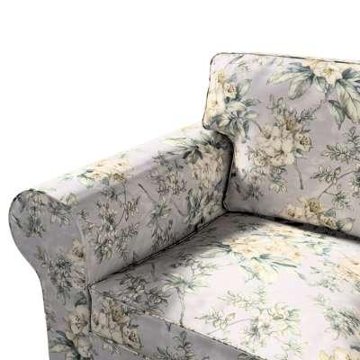 Pokrowiec na sofę Ektorp 2-osobową, nierozkładaną w kolekcji Londres, tkanina: 143-36