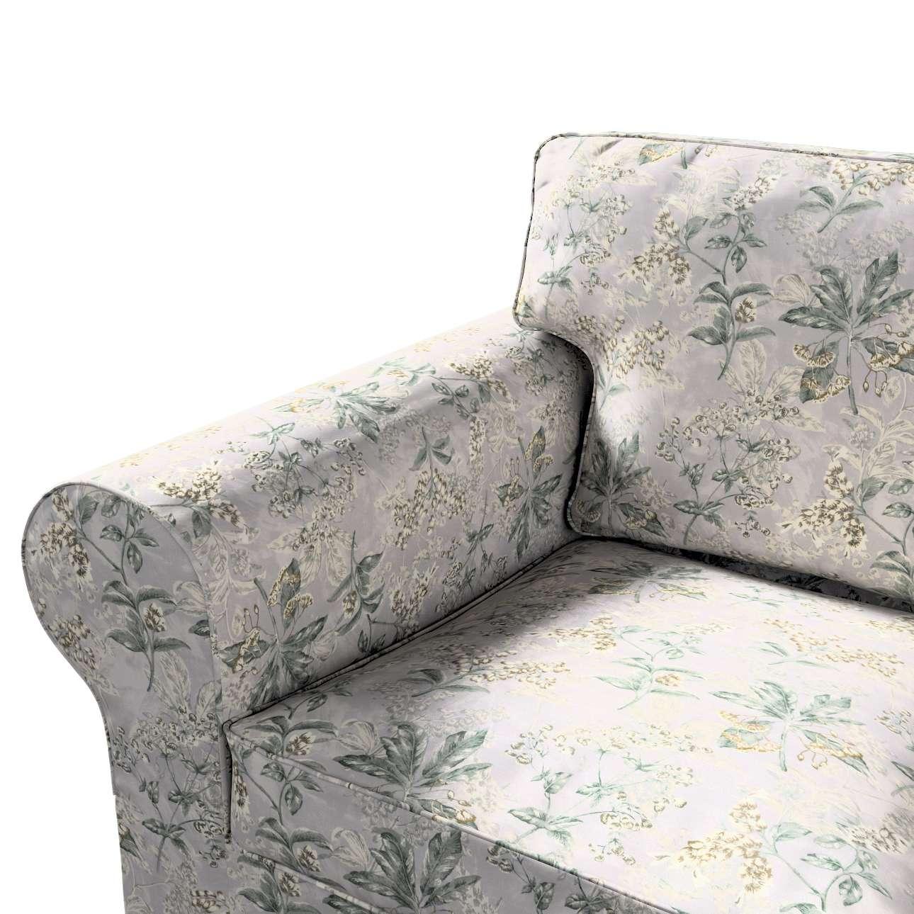 Poťah na sedačku Ektorp (nerozkladá sa, pre 2 osoby) V kolekcii Londres, tkanina: 143-37