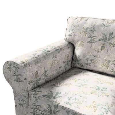 Pokrowiec na sofę Ektorp 2-osobową, nierozkładaną w kolekcji Londres, tkanina: 143-37