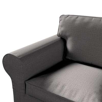Pokrowiec na sofę Ektorp 2-osobową, nierozkładaną w kolekcji Living, tkanina: 161-16