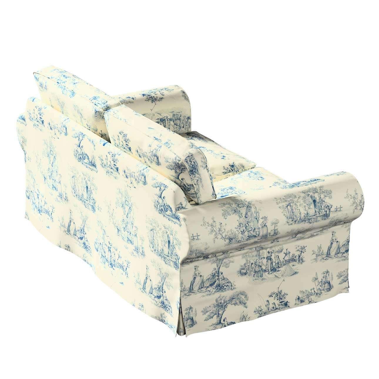 Ektorp dvivietės sofos užvalkalas Ektorp dvivietės sofos užvalkalas kolekcijoje Avinon, audinys: 132-66