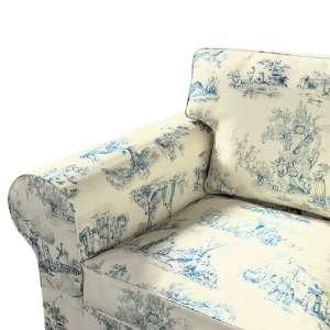 Pokrowiec na sofę Ektorp 2-osobową, nierozkładaną Sofa Ektorp 2-osobowa w kolekcji Avinon, tkanina: 132-66
