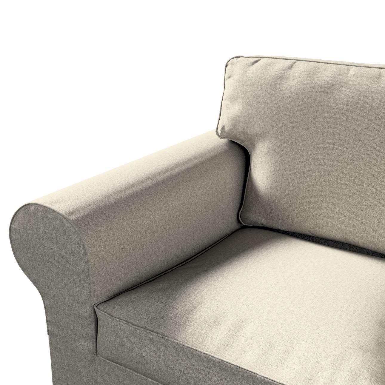 Pokrowiec na sofę Ektorp 2-osobową, nierozkładaną w kolekcji Madrid, tkanina: 161-23