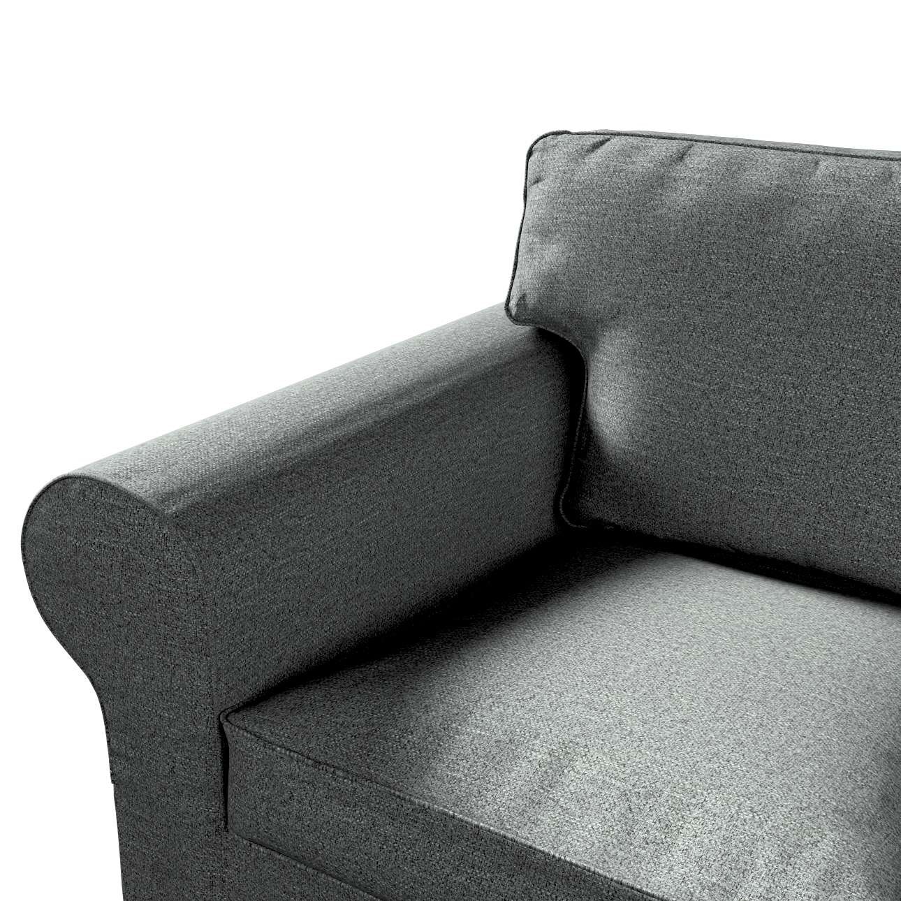 IKEA-hoes voor Ektorp 2-zitsbank - niet uitklapbaar van de collectie Madrid, Stof: 161-24