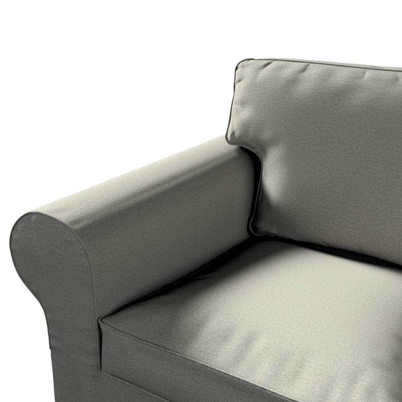 IKEA-hoes voor Ektorp 2-zitsbank - niet uitklapbaar van de collectie Etna, Stof: 161-25