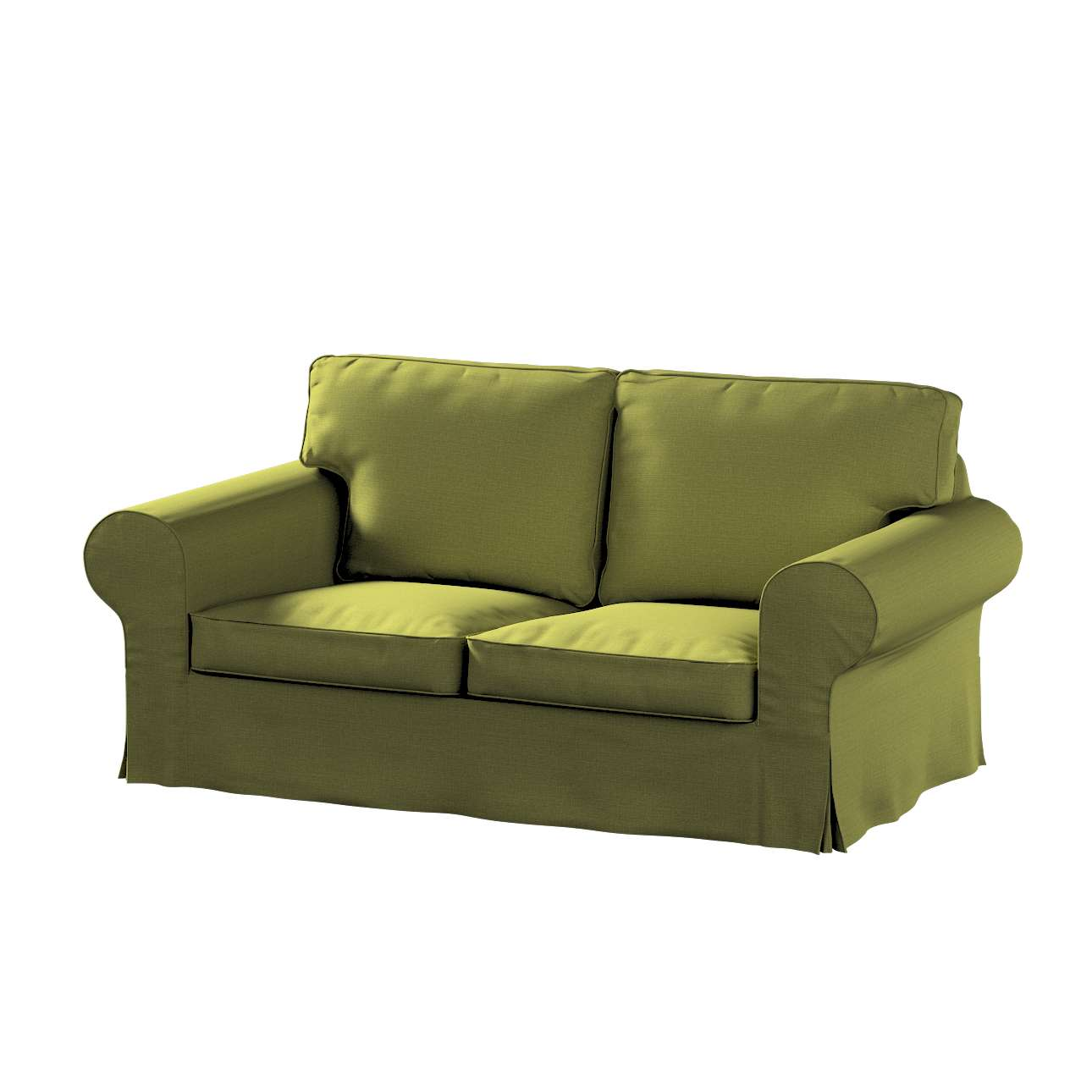Pokrowiec na sofę Ektorp 2-osobową, nierozkładaną w kolekcji Living, tkanina: 161-13