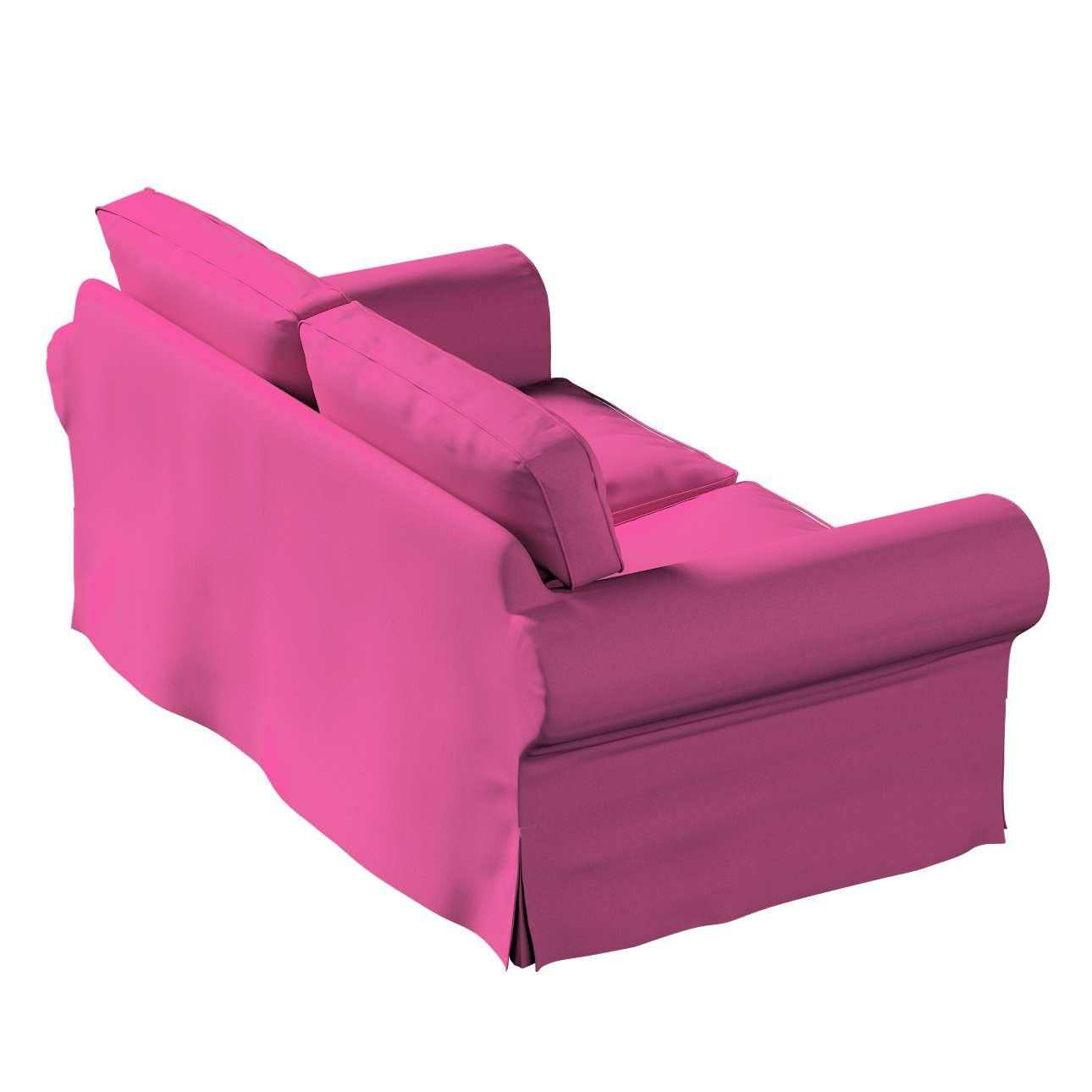 Pokrowiec na sofę Ektorp 2-osobową, nierozkładaną w kolekcji Living II, tkanina: 161-29