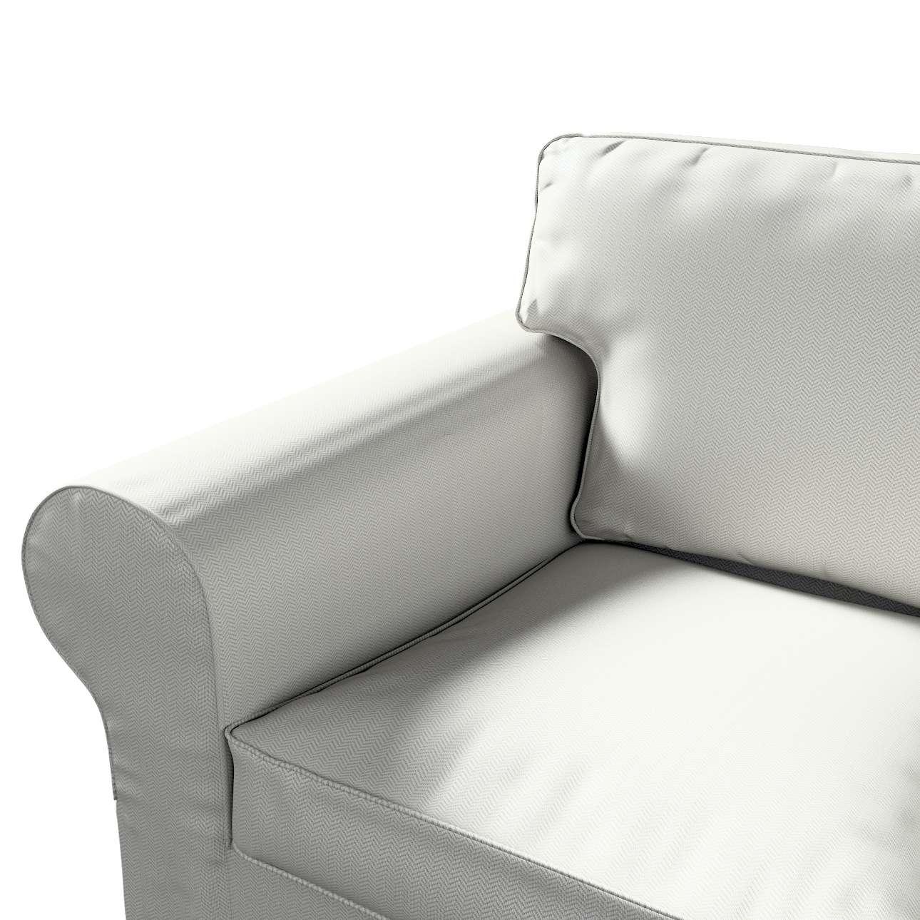 Pokrowiec na sofę Ektorp 2-osobową, nierozkładaną w kolekcji Bergen, tkanina: 161-84