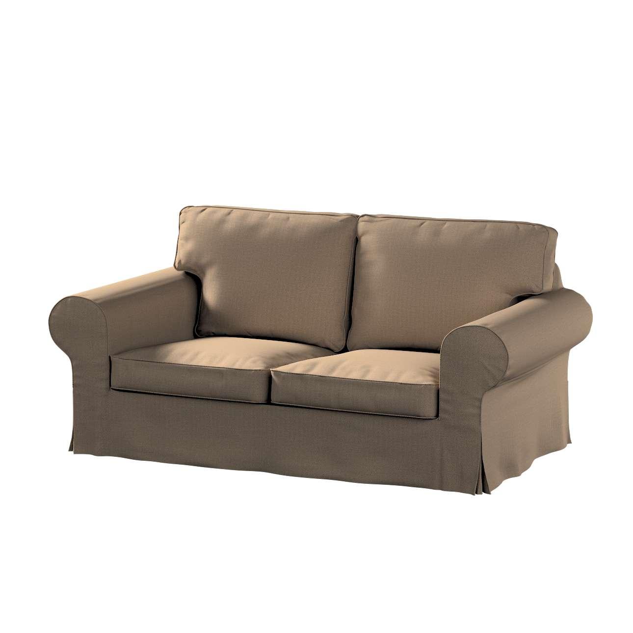 Pokrowiec na sofę Ektorp 2-osobową, nierozkładaną w kolekcji Bergen, tkanina: 161-85