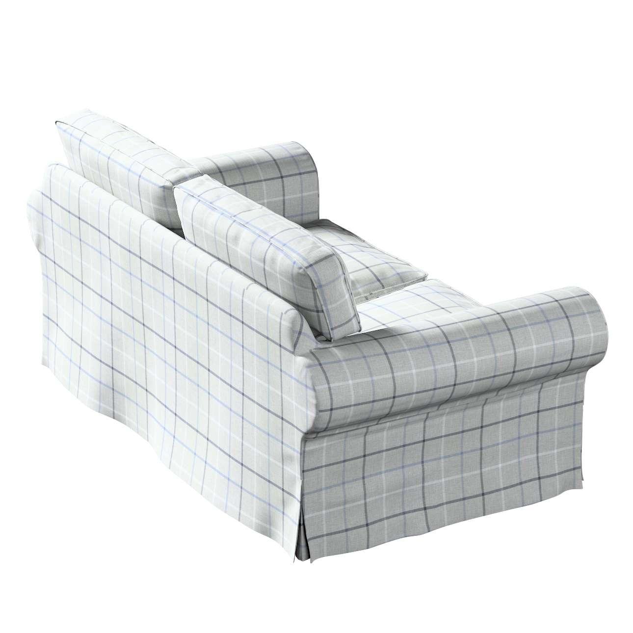 Pokrowiec na sofę Ektorp 2-osobową, nierozkładaną w kolekcji Edinburgh, tkanina: 703-18