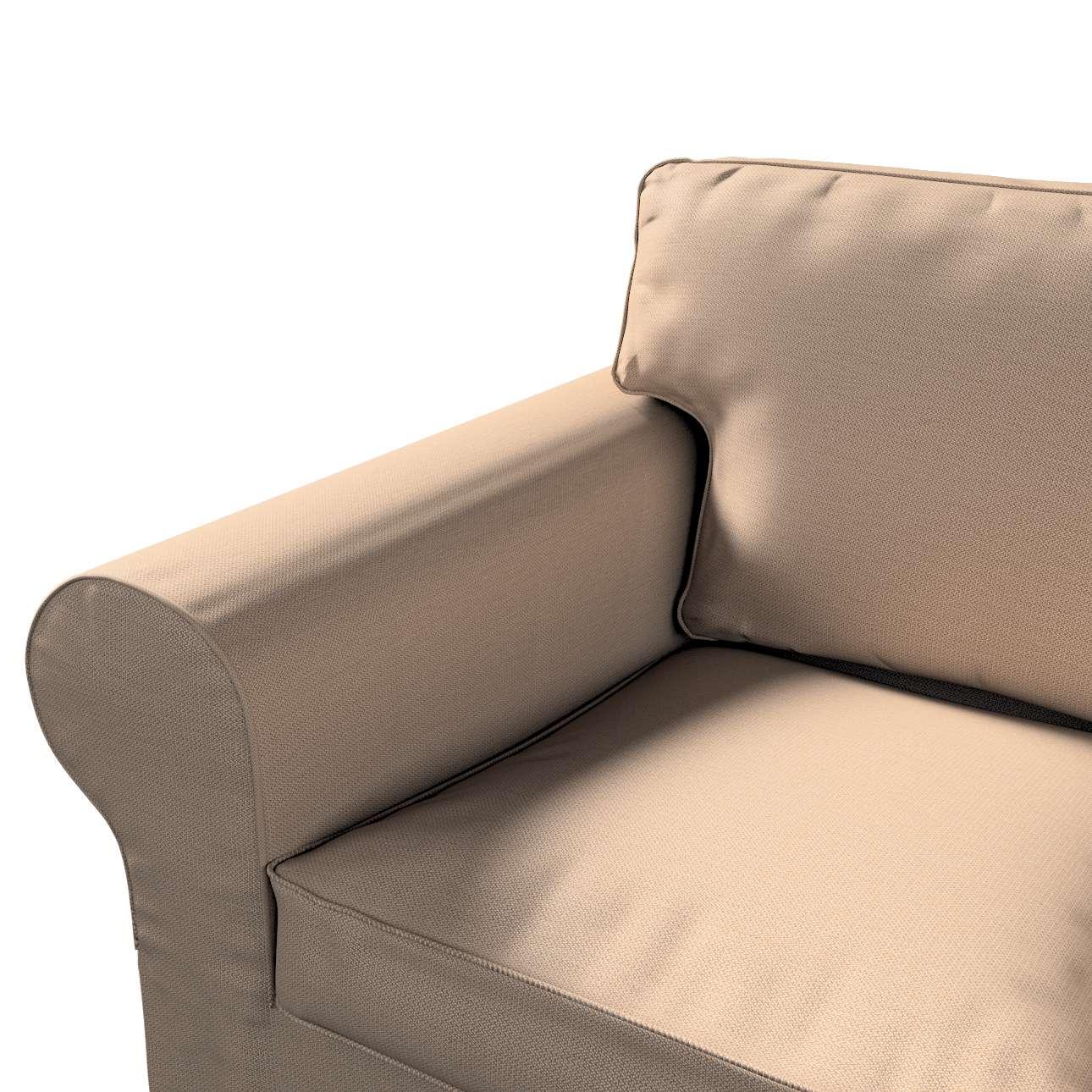 Pokrowiec na sofę Ektorp 2-osobową, nierozkładaną w kolekcji Bergen, tkanina: 161-75