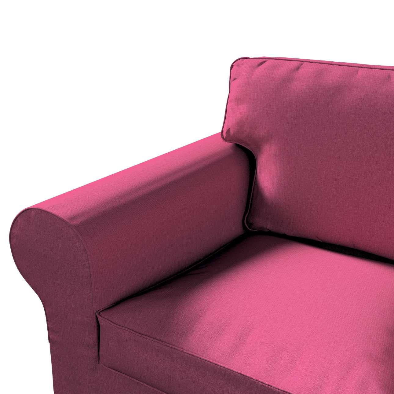 Pokrowiec na sofę Ektorp 2-osobową, nierozkładaną w kolekcji Living, tkanina: 160-44