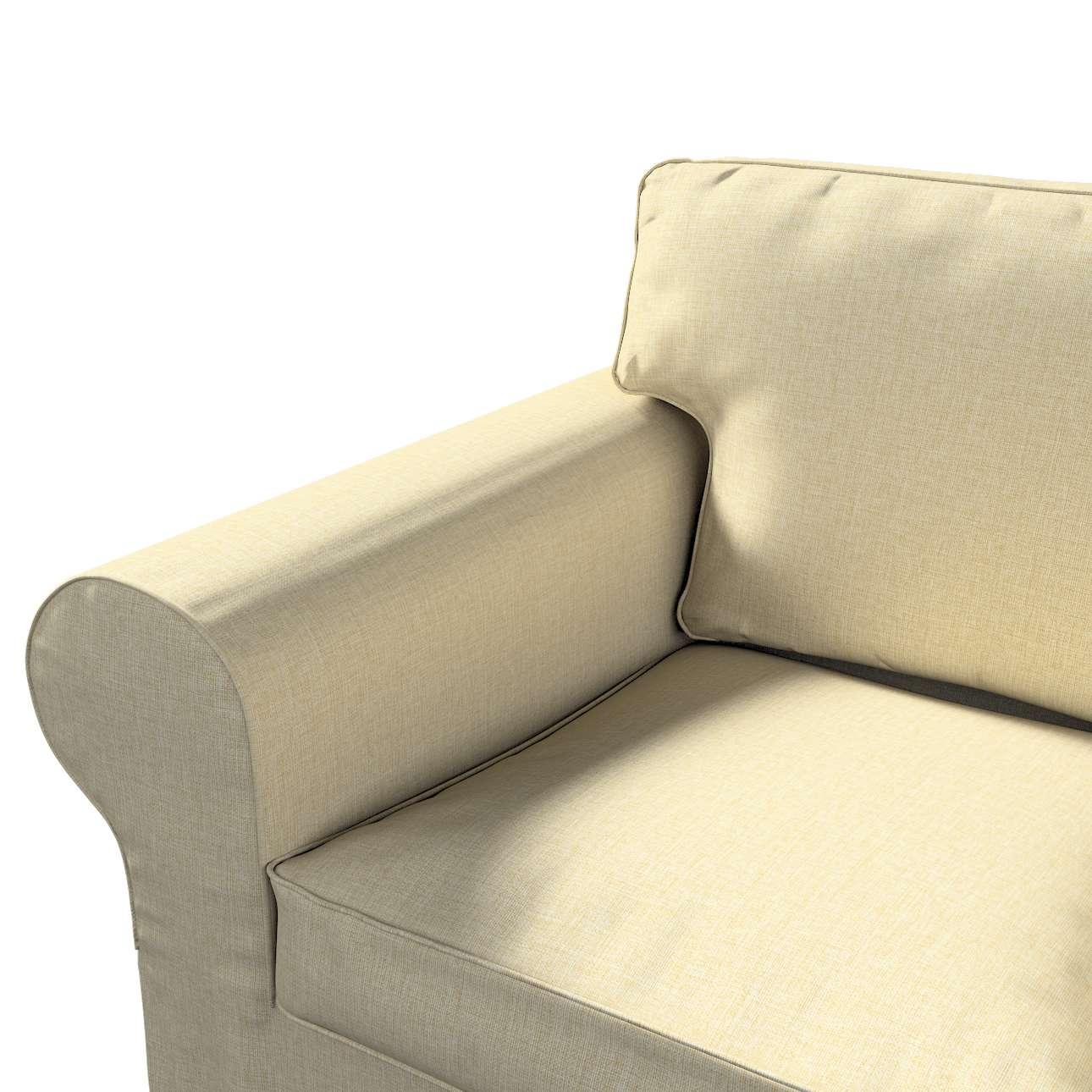 Pokrowiec na sofę Ektorp 2-osobową, nierozkładaną w kolekcji Living, tkanina: 161-45