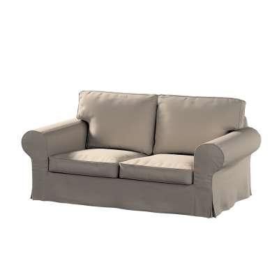 Potah na pohovku IKEA  Ektorp 2-místná, nerozkládací 161-53 teplá šedá  Kolekce Living