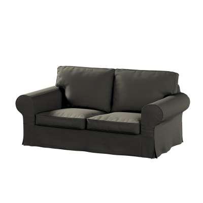 Potah na pohovku IKEA  Ektorp 2-místná, nerozkládací 161-55 tmavošedá Kolekce Living