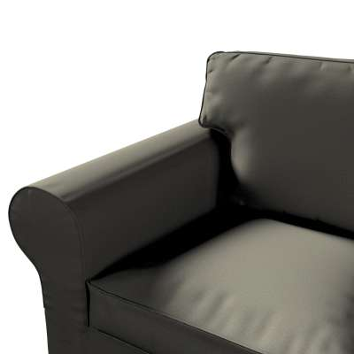 Pokrowiec na sofę Ektorp 2-osobową, nierozkładaną w kolekcji Living, tkanina: 161-55