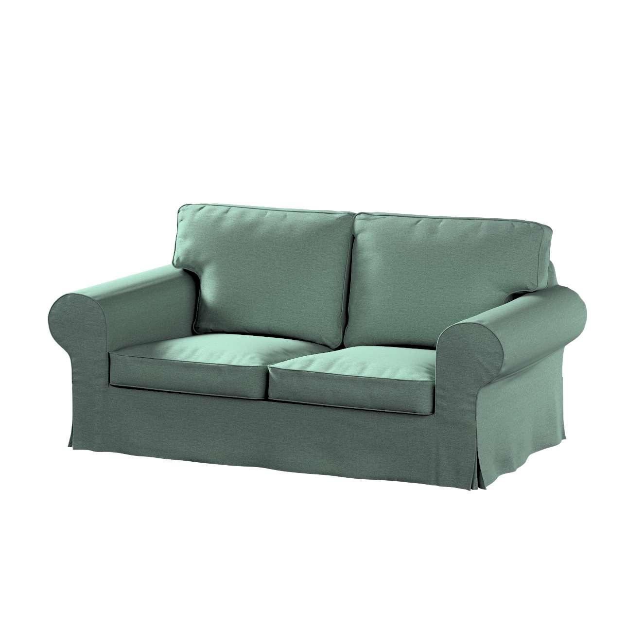 Pokrowiec na sofę Ektorp 2-osobową, nierozkładaną w kolekcji Madrid, tkanina: 161-89