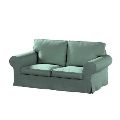 Potah na pohovku IKEA  Ektorp 2-místná, nerozkládací 161-89 šedo - mátová melanž Kolekce Madrid
