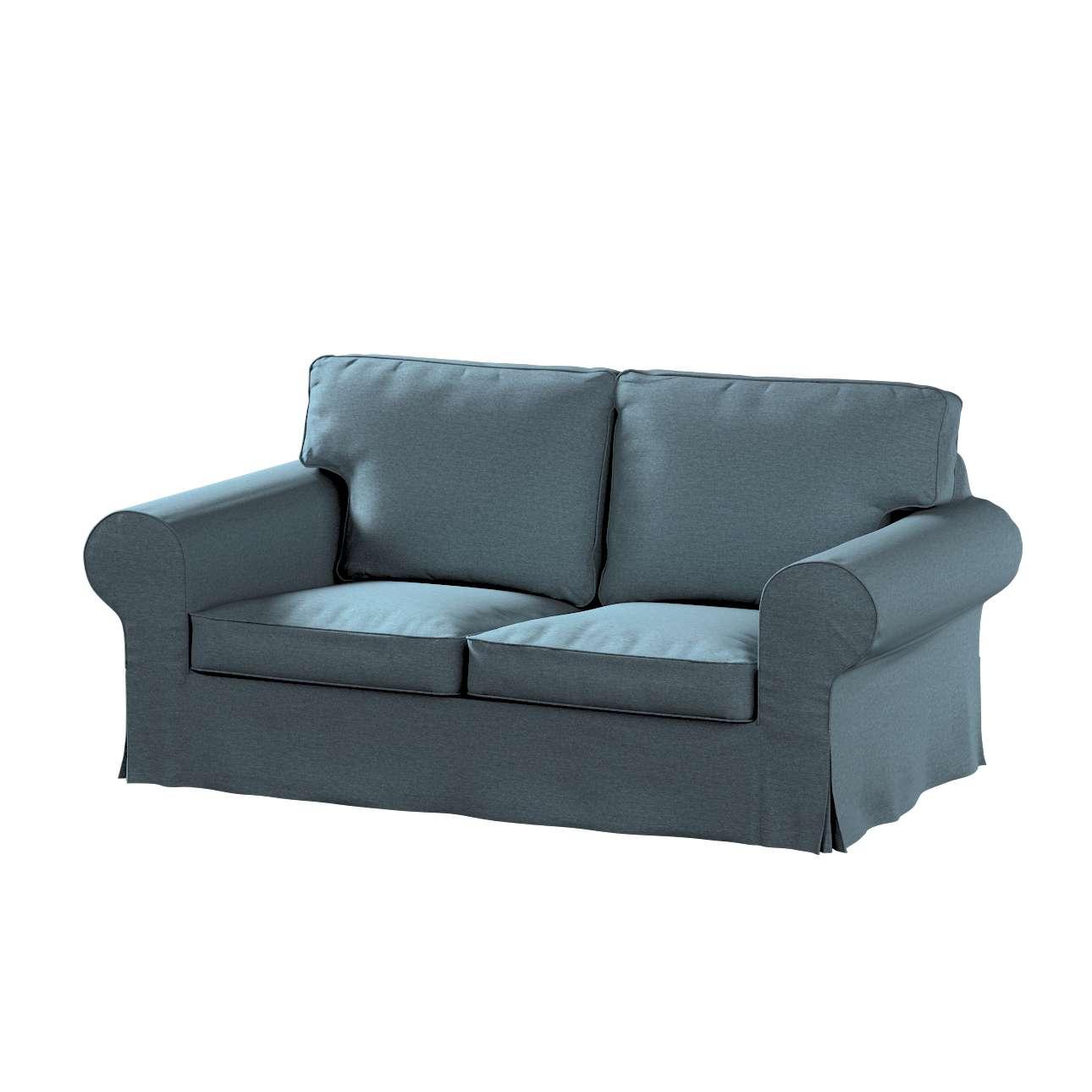 Pokrowiec na sofę Ektorp 2-osobową, nierozkładaną w kolekcji Madrid, tkanina: 161-90