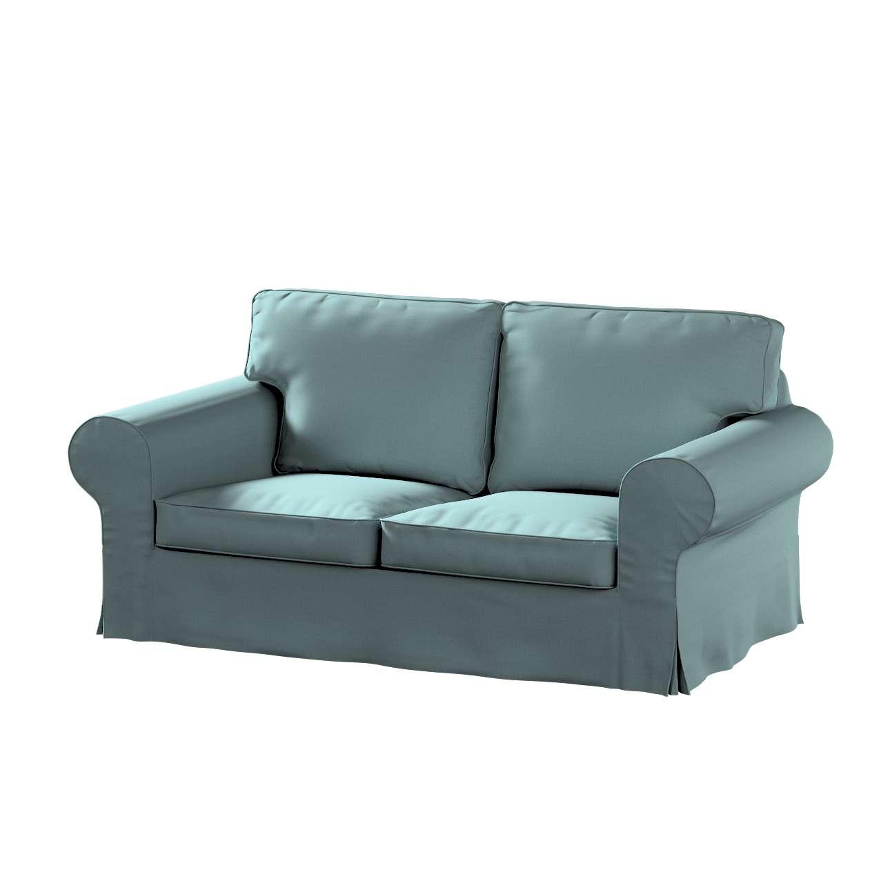 Bezug für Ektorp 2-Sitzer Sofa nicht ausklappbar von der Kollektion Cotton Panama, Stoff: 702-40