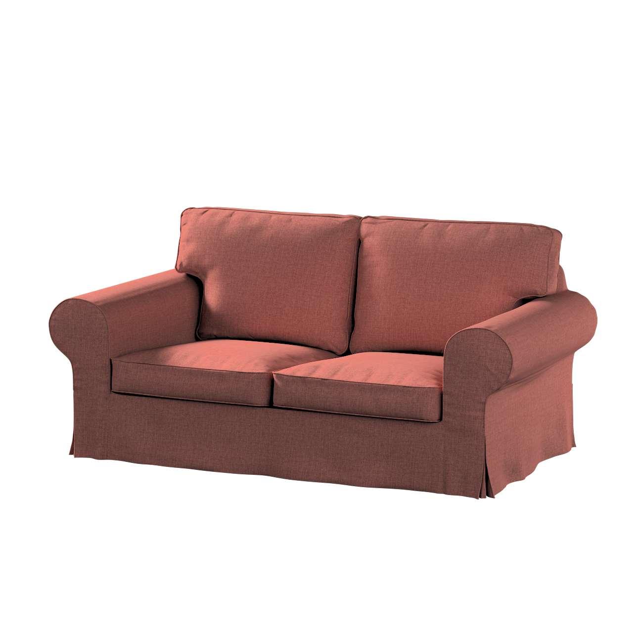 Pokrowiec na sofę Ektorp 2-osobową, nierozkładaną w kolekcji City, tkanina: 704-84