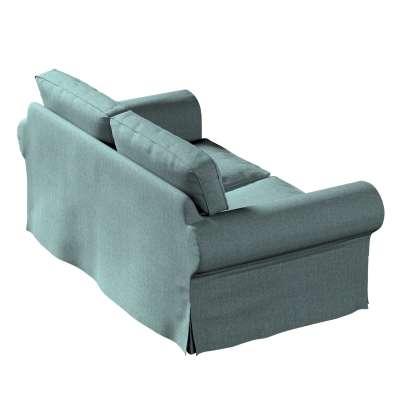 Pokrowiec na sofę Ektorp 2-osobową, nierozkładaną w kolekcji City, tkanina: 704-85