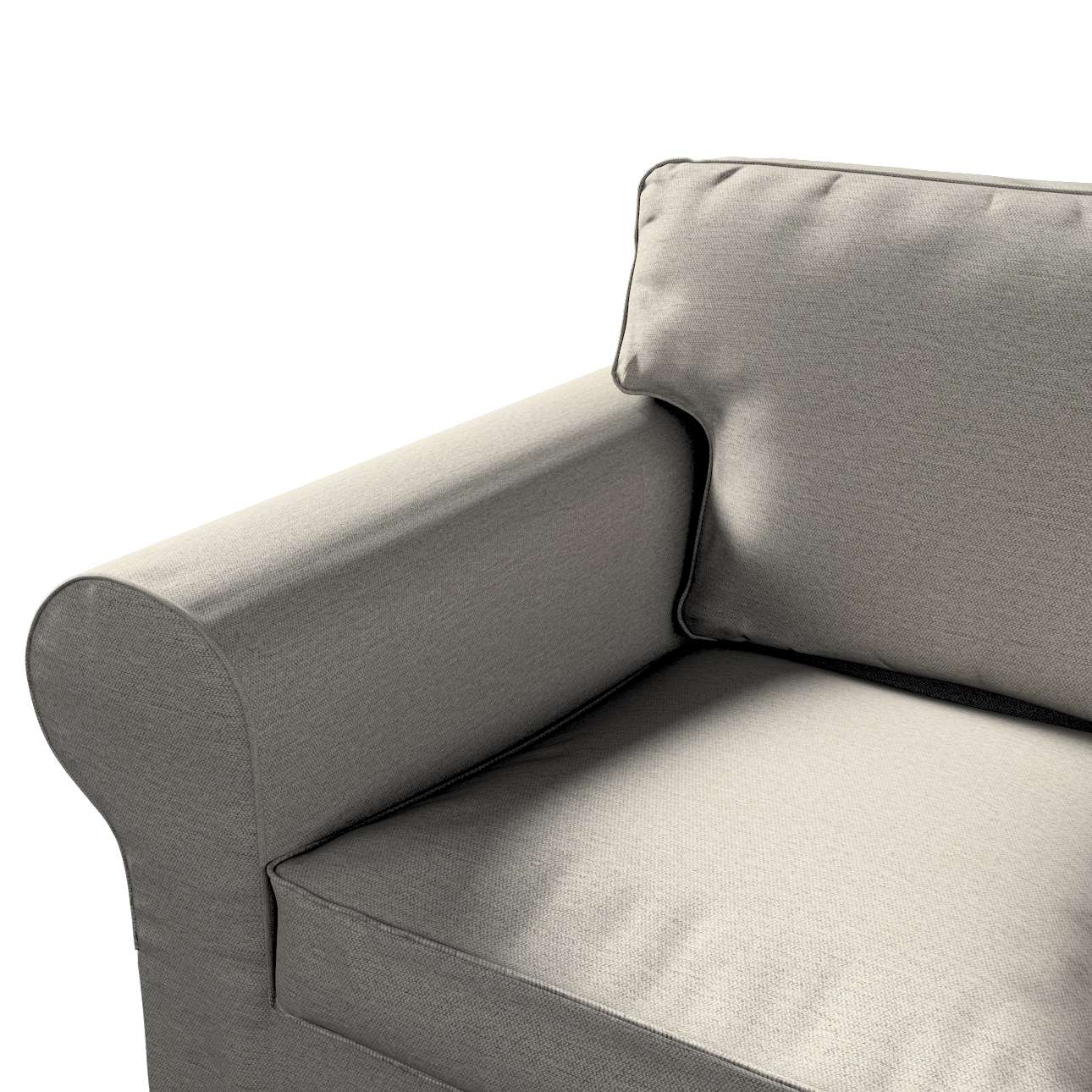 Bezug für Ektorp 2-Sitzer Sofa nicht ausklappbar von der Kollektion Madrid, Stoff: 161-91