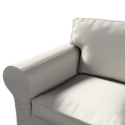 Pokrowiec na sofę Ektorp 2-osobową, nierozkładaną w kolekcji Living, tkanina: 161-54