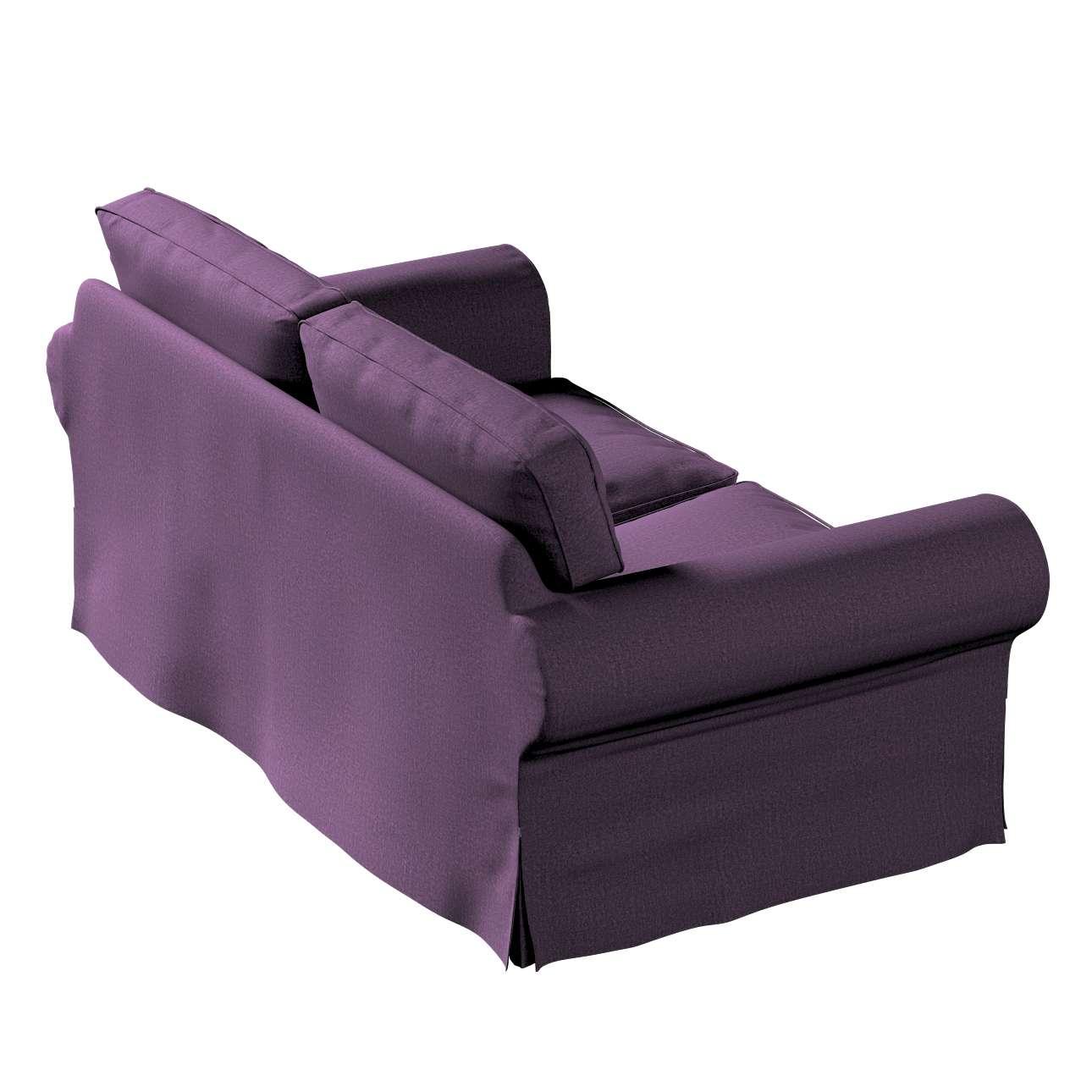Poťah na sedačku Ektorp (nerozkladá sa, pre 2 osoby) V kolekcii Living, tkanina: 161-67