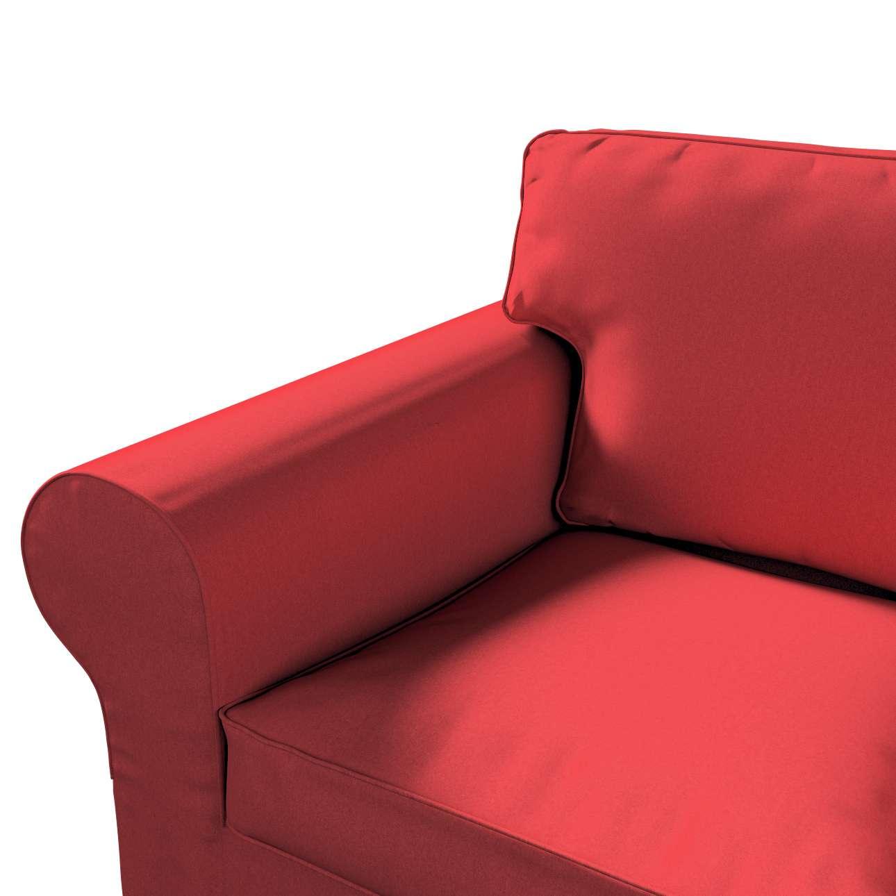 Poťah na sedačku Ektorp (nerozkladá sa, pre 2 osoby) V kolekcii Living, tkanina: 161-56
