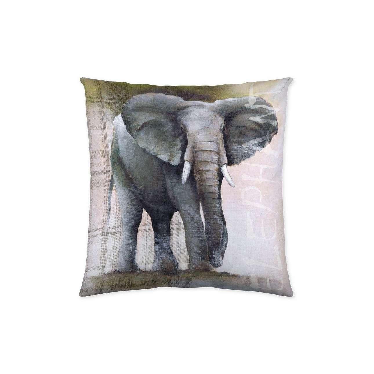 Kussenhoes Elephant 45x45cm