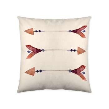 Poszewka Arrows 45x45cm  45x45cm