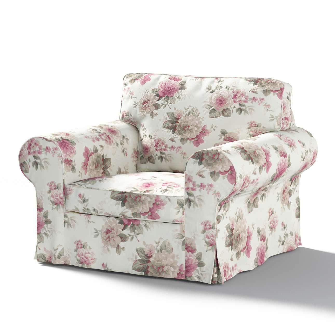 Pokrowiec na fotel Ektorp Fotel Ektorp w kolekcji Mirella, tkanina: 141-07
