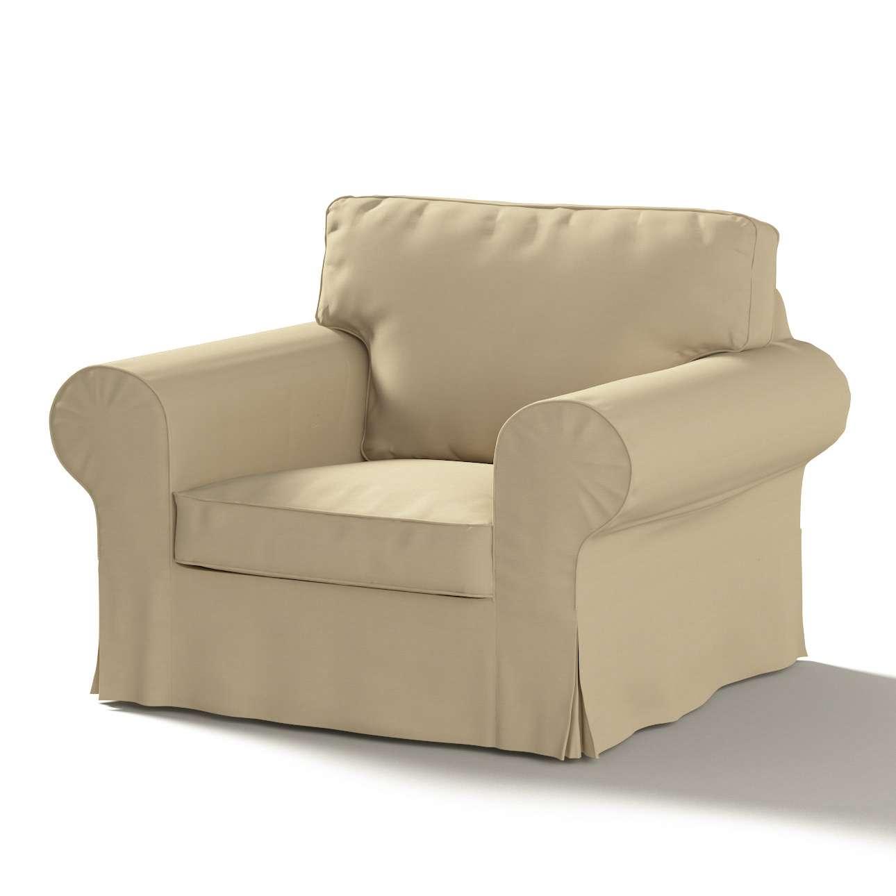 IKEA hoes voor Ektorp fauteuil van de collectie Cotton Panama, Stof: 702-01
