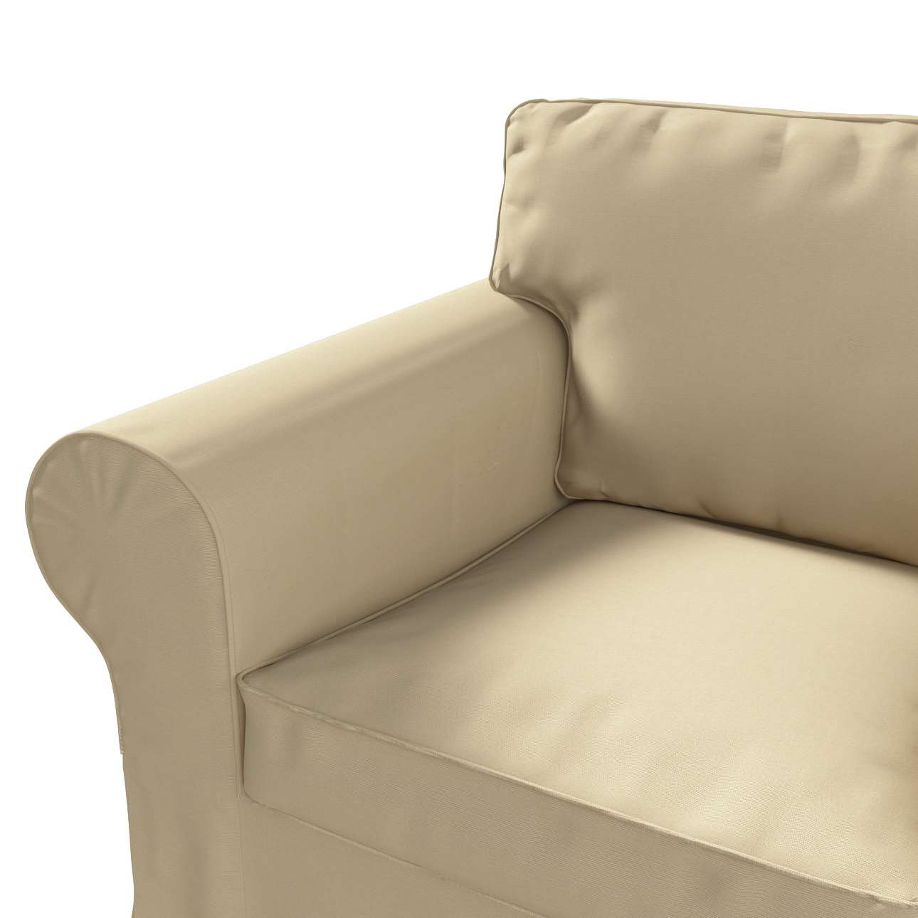Potah na křeslo IKEA Ektorp kØeslo Ektorp v kolekci Cotton Panama, látka: 702-01