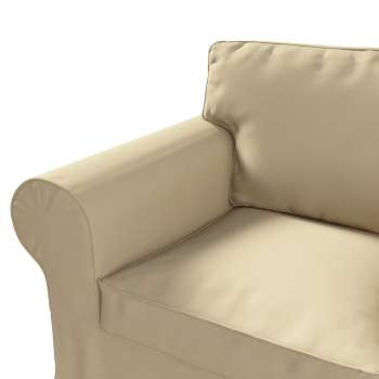 Ektorp Sesselbezug von der Kollektion Cotton Panama, Stoff: 702-01