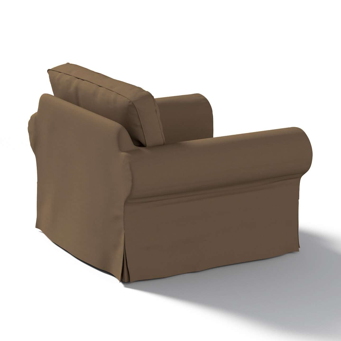 Ektorp Sesselbezug Sesselhusse, Ektorp Sessel von der Kollektion Cotton Panama, Stoff: 702-02