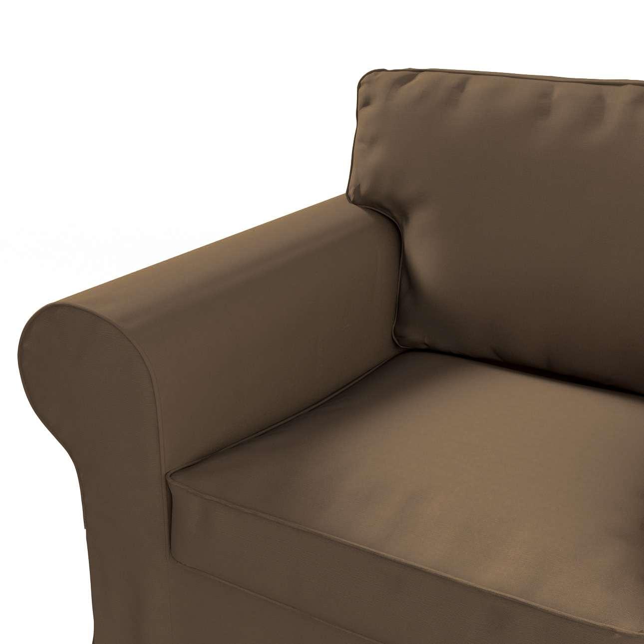 Pokrowiec na fotel Ektorp Fotel Ektorp w kolekcji Cotton Panama, tkanina: 702-02
