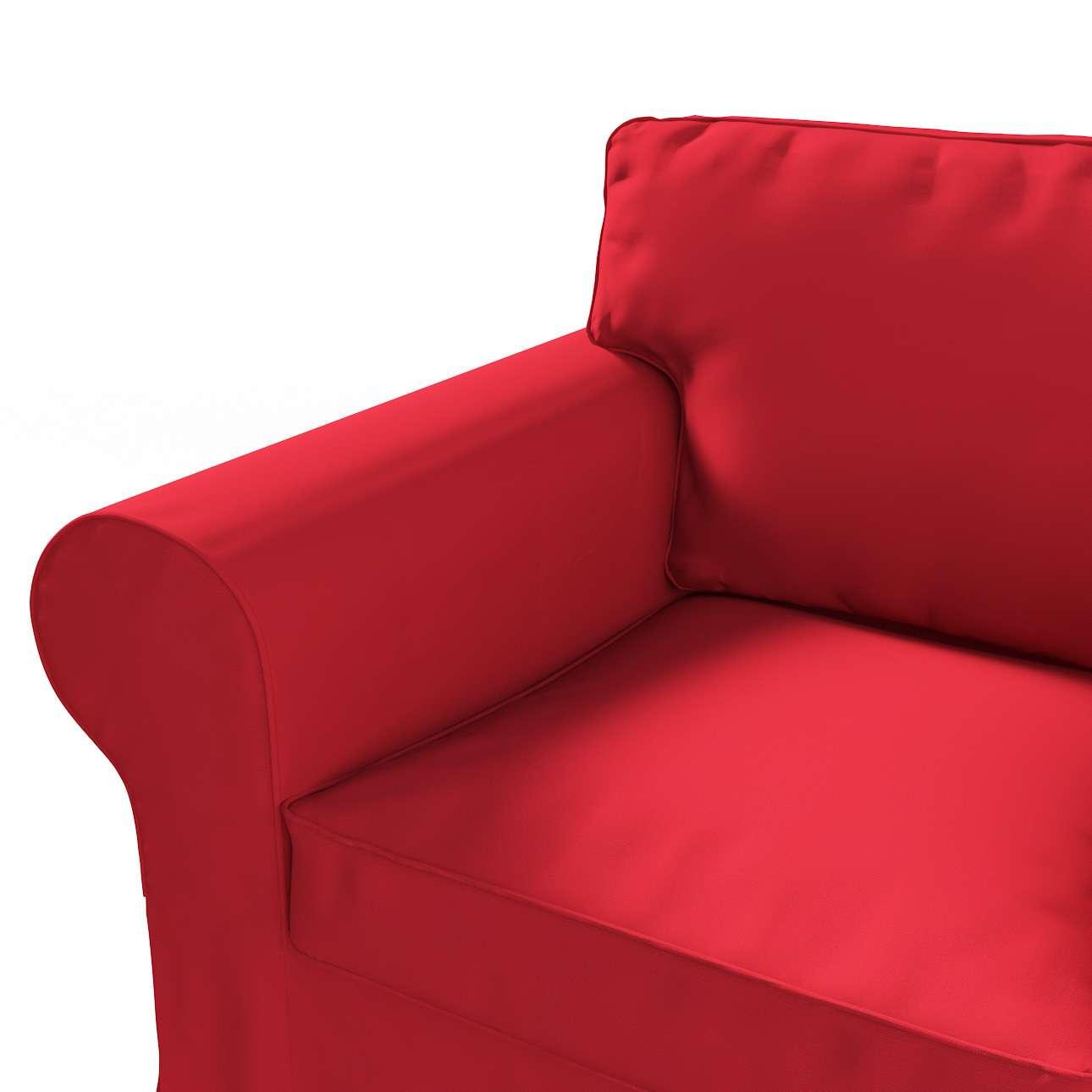 Ektorp Sesselbezug Sesselhusse, Ektorp Sessel von der Kollektion Cotton Panama, Stoff: 702-04
